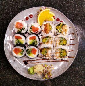 Pago sushi pułtusk
